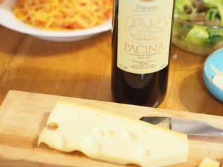 cheese wine