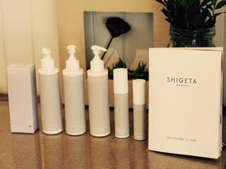 オーガニック?ケミカル? SHIGETAという選択肢。パリ発オーガニックブランドの取り扱い始めます♫