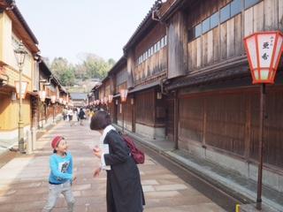 春の金沢旅①マサミ