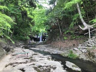 茨城いいとこ探訪 月待の滝 マサミ