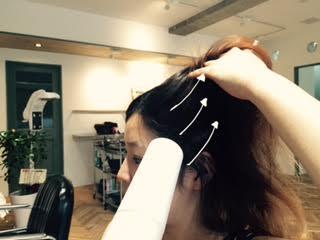 細毛さん必見!髪のボリュームを出すときのスタイリング☆
