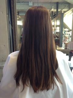 伸ばした髪。切り時はいつ?