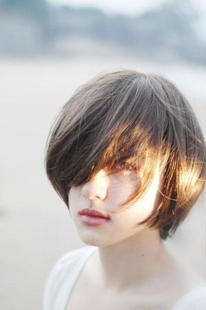 髪をデザインする ②