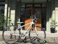 自転車通勤始めました♫moe