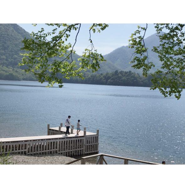 思いたったが吉日。中禅寺湖への日帰り旅。