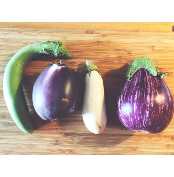 とっても丁寧に作られた野菜たち @まーの農園
